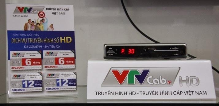 Lựa chọn VTVcab quý khách hưởng trọn chất lượng vượt trội