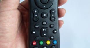 Điều khiển, Remote đầu thu HD VTVcab Kaon - Giá siêu rẻ, ship tận nơi